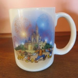 Disney Magic Kingdom 2000 Collectible Mug